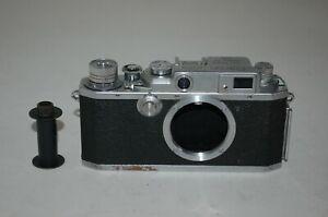 Canon IIS2 /2s2 RARE 1955 Japanese Rangefinder Camera. Service. 219199. UK Sale