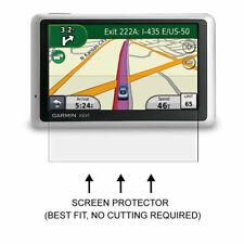 3x Garmin Nuvi 1450 1450t 1450lmt 1490 1490t 1490lmt Clear LCD Screen Protector