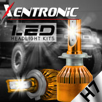 XENTRONIC LED HID Headlight kit H7 White for Mitsubishi Outlander 2014-2016