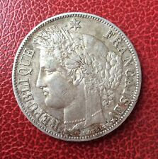 France - 2ème République -  Jolie 5 Francs 1851  A -  type Cérès  (4)