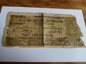Billet vietnam