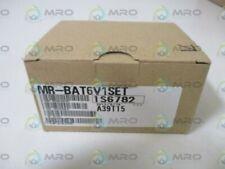 MITSUBISHI MR-BAT6V1SET BATTERY AND HOLDER * NEW IN BOX *