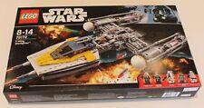 LEGO Star Wars Y-wing Starfighter Set (75172) - New, Sealed Box, Retired Set