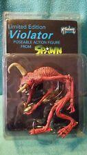 Red Violator SPAWN Limited Edition Action Figure McFarlane Toys RARE COA 00575