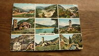 OLD POSTCARD, ANDORRA, 9 VIEWS c1950s