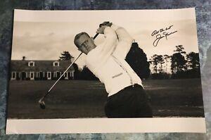 GFA PGA Open Masters Champion JACK NICKLAUS Signed 12x18 Photo J2 COA