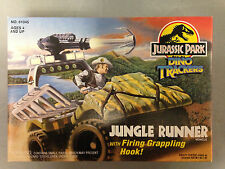 1994 KENNER JURASSIC PARK DINO TRACKERS JUNGLE RUNNER ACTION FIGURE VEHICLE MISB