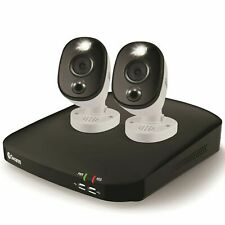 Swann SWDVK-446802WL Indoor Outdoor CCTV Security Cameras with 1 TB Hard Drive