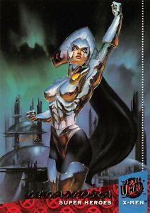 LILANDRA / X-Men Fleer Ultra 1994 BASE Trading Card #37