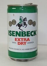Isenbeck 33cl Drawn Steel Beer Can (West Germany)