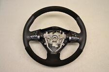 Subaru Impreza WRX STI Leather Alcantara Steering Wheel W Controls Oem 2008-2014
