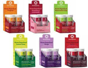 Amazing Grass Superfood Effervescent Antioxidants & Alkalizing Green Tablets