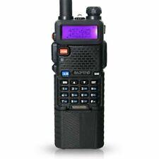 BaoFeng UV-5R Two- Way Radio VHF UHF With 3800mah Battery Walkie Talkie Radio