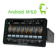 "7"" HD Android 6.0 Autoradio Bluetooth WIFI 4G GPS DVR MP3 Single 1Din RDS USB SD"