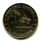 11 CARCASSONNE Château comtal, 2014, Monnaie de Paris