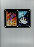 Marvel Masterpieces 1992 Joe Jusko Signed Silver Surfer And Galactus