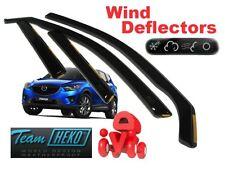 MAZDA CX5 5D 2011 - 2017  Wind deflectors 4.pc  HEKO   23157