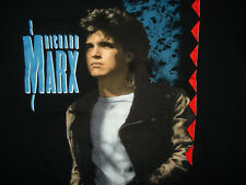 Vintage 1980s RICHARD MARX CONCERT T SHIRT Repeat Offender Tour HANES TAG LARGE