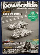Powerslide Nr. 22 - 2013 - Historischer Motorsport - H. Herrmann, R. Stommelen
