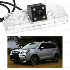 New CCD Rear View Camera Reverse Backup Parking for Subaru Forester 2014-2016
