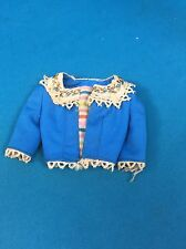 Vintage Barbie In Holland #0823 Top Completer Piece