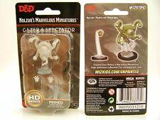 WZK73717 - D&D Nolzur's Marvelous - Unpainted Miniatures Gazer & Spectator