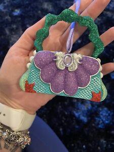 Disney Ariel Handbag Christmas Tree Decoration