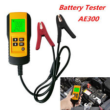 Car Battery Tester Automotive Battery Load Analyzer Diagnostic AE300 Tool 12V