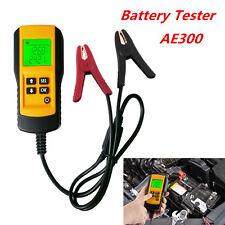 Car Battery Tester Automotive Battery Load Analyzer Diagnostic AE300 Tool 12V