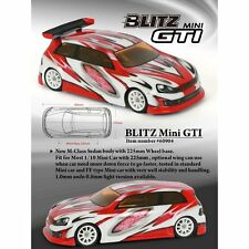 Blitz Mini GTI M-Chassis (1,0mm)