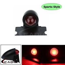 12V Motorcycle Turn Signals Brake Stop Tail Light For Old School Bobber Chopper