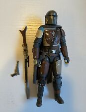 Star Wars The Black Series 6-inch Figure #94 The Mandalorian 1st Loose Complete