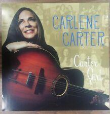 Music Poster Promo Carlene Carter ~ Carter Girl