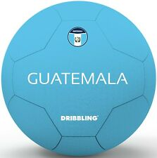 GUATEMALA Soccer ball DRIBBLING - Size 5 - Official size and weight