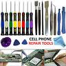 20Pcs Cell Phone Repair Tools Kit Screwdrivers Set iPhone iPad Opening Closing
