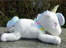 "23"" Sanrio Little Twin Stars Cotton White Unicorn Pillow Plush Doll  L NWT"