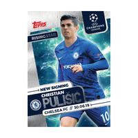 2019 Topps On-Demand Set #14 - UEFA Champions League Super Signings YOU PICK