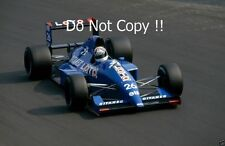 Philippe Alliot Ligier JS33B F1 Season 1990 Photograph 1