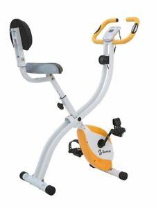 Stationary Exercise Bike Sportia NS-652-G1-VK1 Folding Home Gym Training Bike