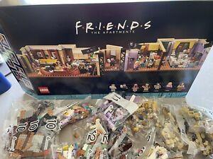 LEGO 10292 The Friends Apartments SEE DESCRIPTION FREE P&P
