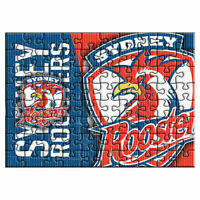 NRL Team Logo 48 Piece Puzzle - Sydney Roosters - Gift Boxed