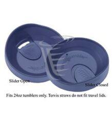 Tervis Tumbler - 24oz - Plastic Lid - Blue