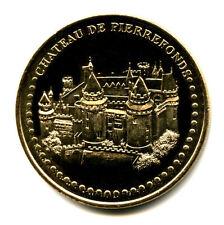 60 PIERREFONDS Château 2, 2009, Monnaie de Paris
