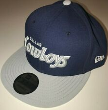 Era 9fifty Dallas Cowboys NFL Football Cap Hat Snap Back Old School Script