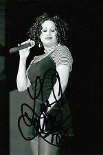 CECE PENISTON HAND SIGNED 6X4 PHOTO.