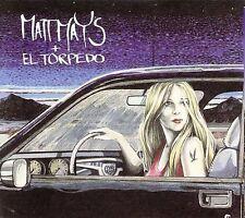 NEW Matt Mays + El Torpedo (includes Bonus DVD) (Audio CD)