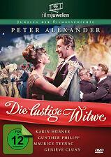 Die lustige Witwe (nach Franz Lehar mit Peter Alexander) DVD NEU + OVP!