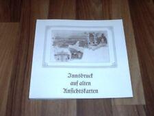 INNSBRUCK auf ALTEN ANSICHTSKARTEN/Bildband