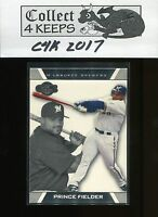 2007 Topps Co-Signers #40 Prince Fielder (Milwaukee Brewers)
