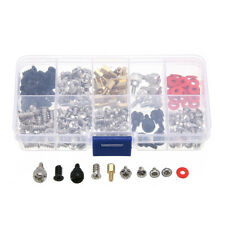 New listing Computer Pc Screws Kit w/case for Motherboard Case Fan Hard Disk